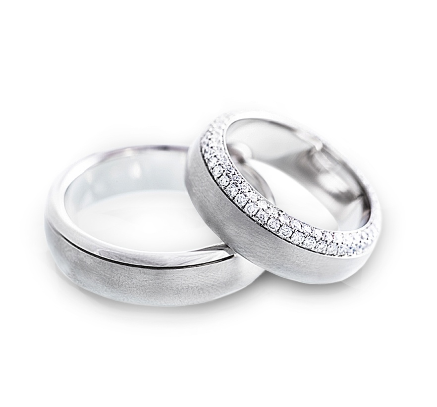 Men S Wedding Band Dominion Jewelers